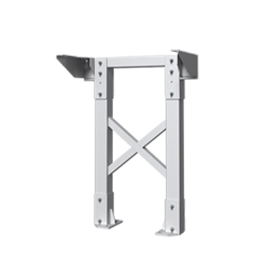 Tower Platform Supports ErectaStep Components