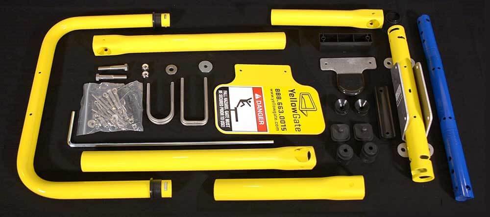 YellowGate Hardware Image YellowGate